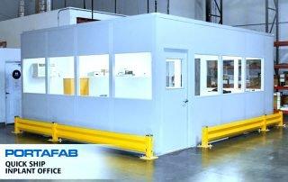 Portafab modular office