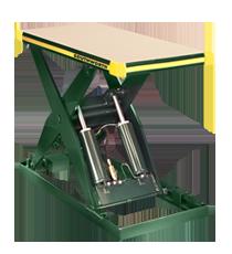 Southworth Backsaver Hydraulic Lift Table