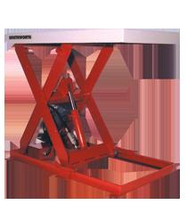 Southworth Backsaver Lite Lift Table