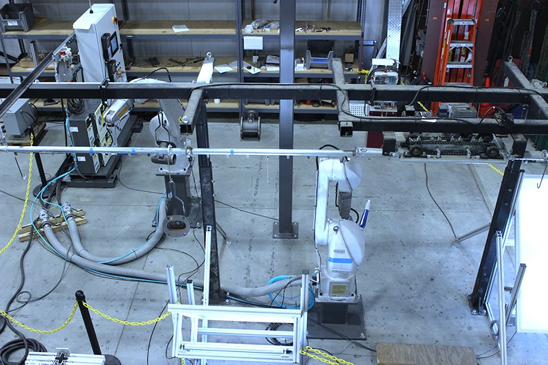 FANUC P-40iA paint robot with iRVision technologies for coating