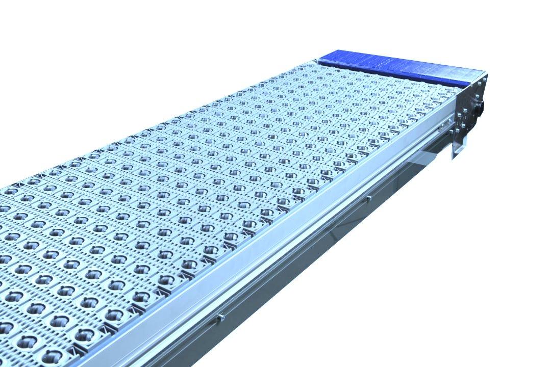 Dorner Activated Roller Belt Conveyor (ARB)