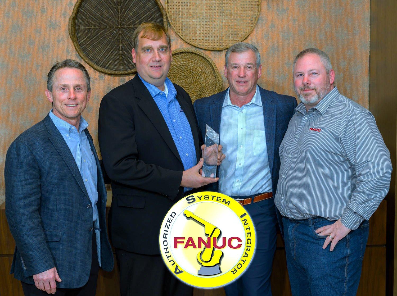 Adaptec FANUC Award