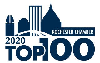 Rochester Top 100 Business 2020